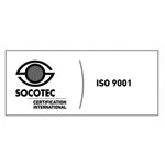 ISO 9001 certified processes