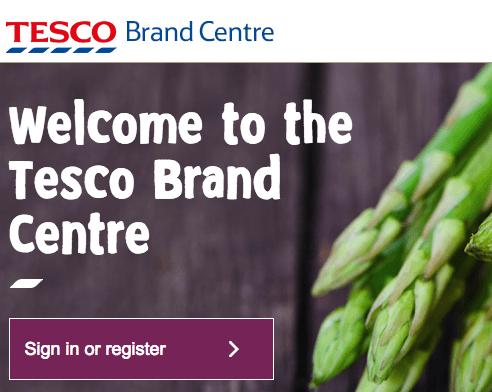 Tesco Brand Centre