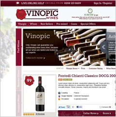 Vinopic Wines